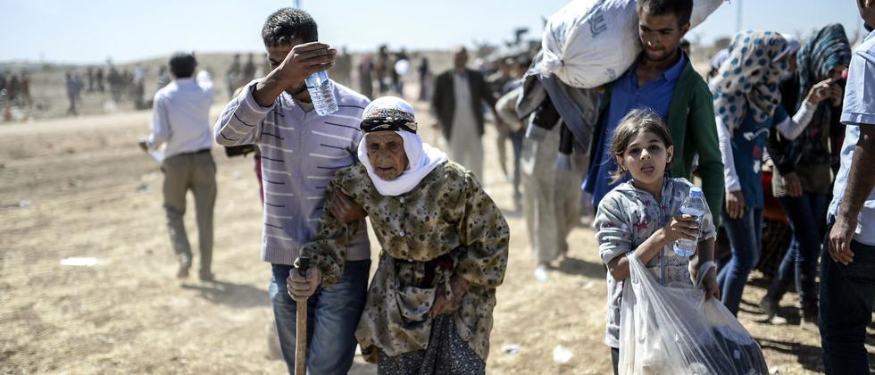 Syrien Kurden Tuerkei