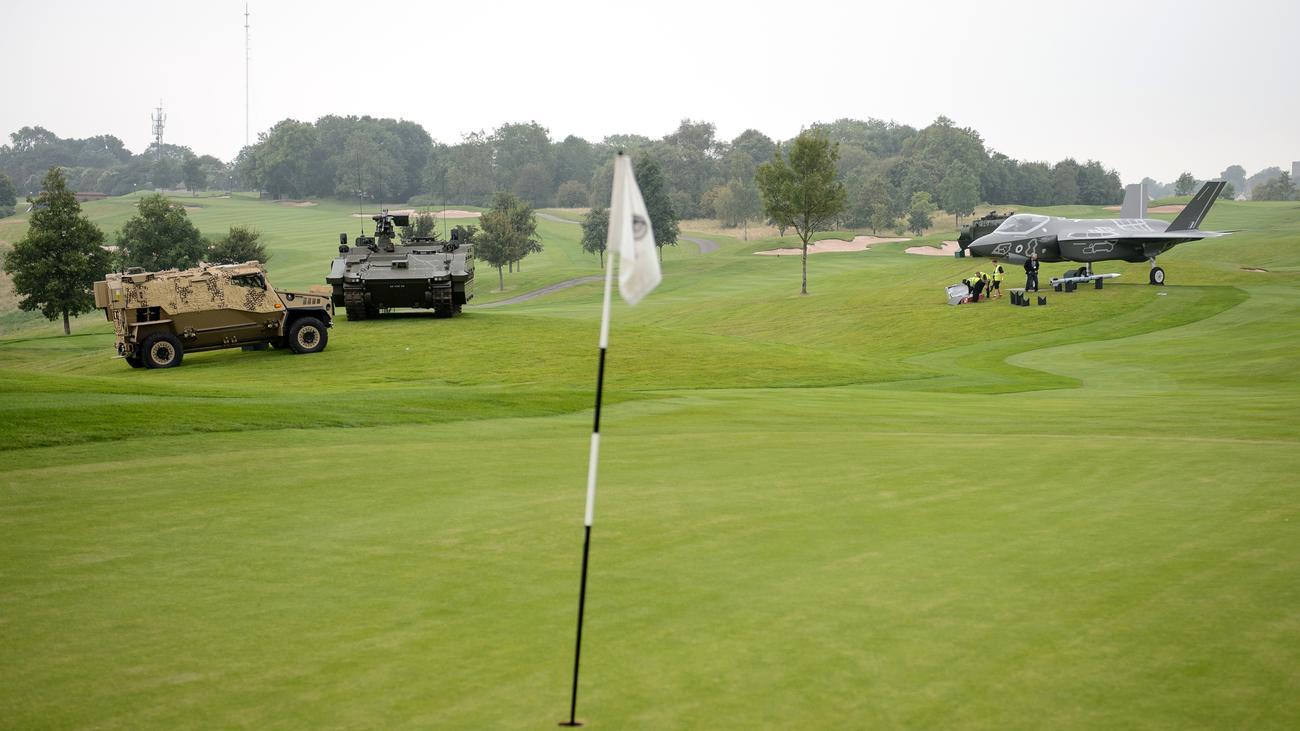 Golf partnersuche