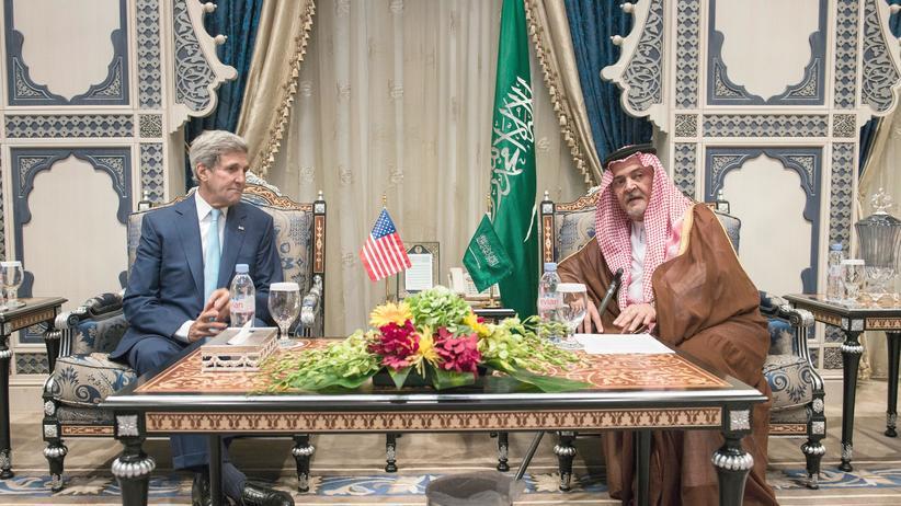 Terrormiliz Islamischer Staat USA Kampf Verbündete Saudi-Arabien