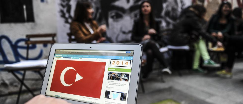 Türkei Internet Zensur