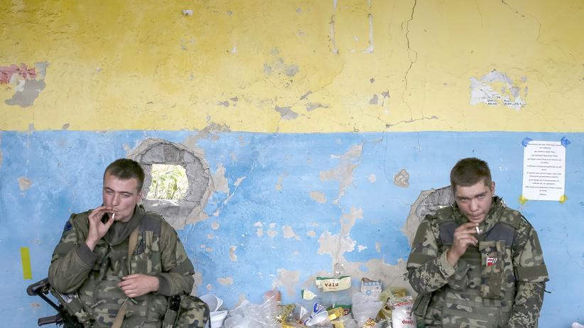 Ukraine-Krise: Die Rettung der Ukraine in zehn Schritten