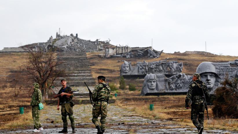 Ukraine Donbass