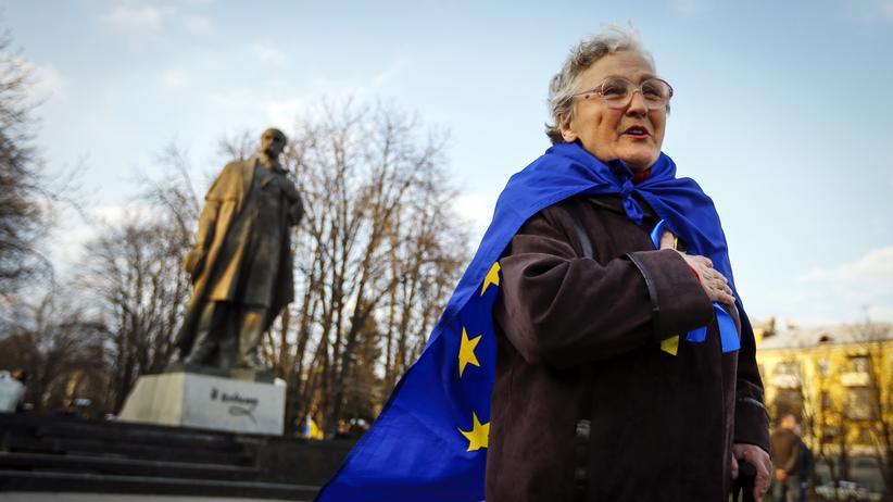 Ukraine besiegelt Partnerschaft mit der EU