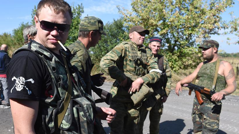 Ukraine Russland Donetsk