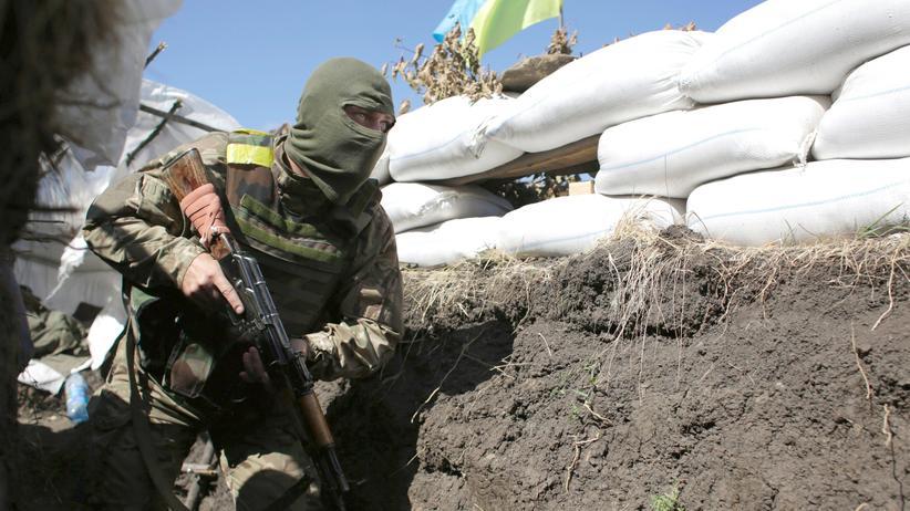 Ukraine Russland Pufferzone
