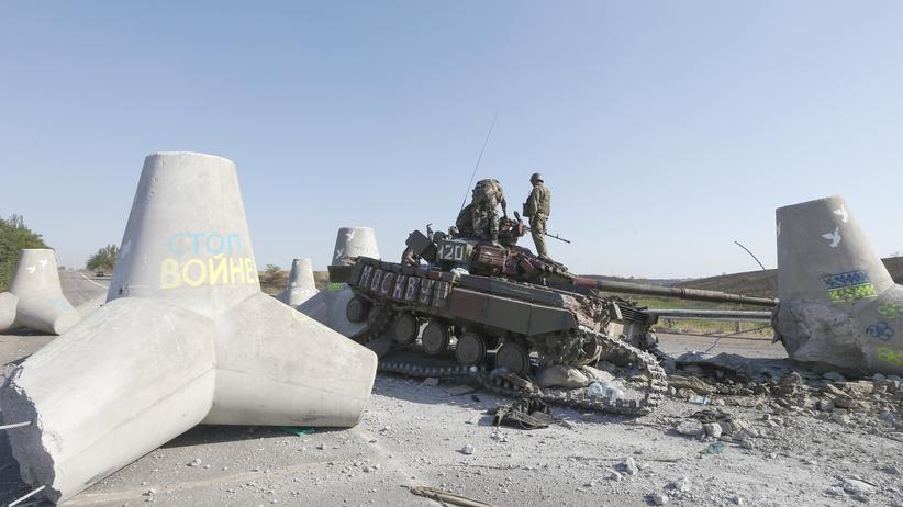 Ukraine Russland Waffenruhe Mariupol