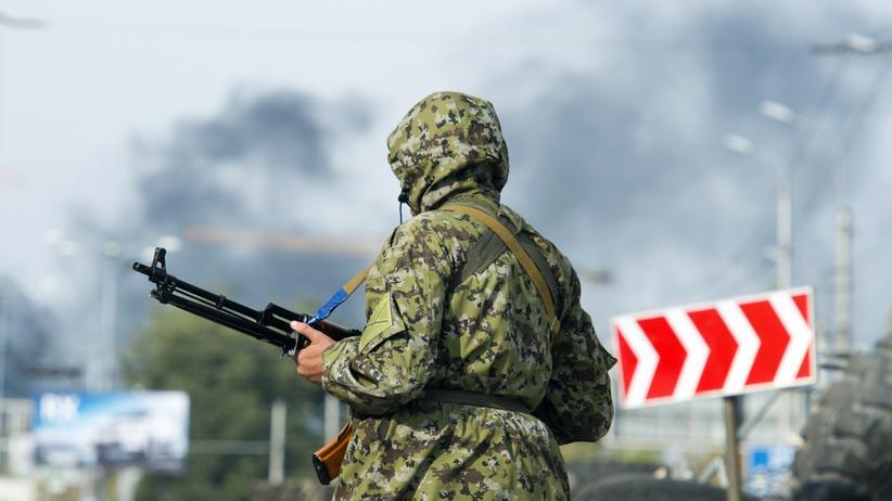 Ukraine Donezk Luhansk