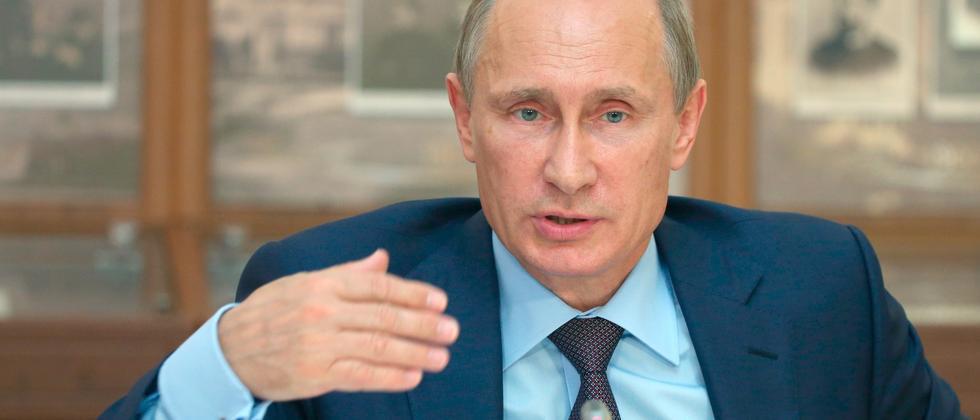 Ukraine Waffenstillstand Russland Putin