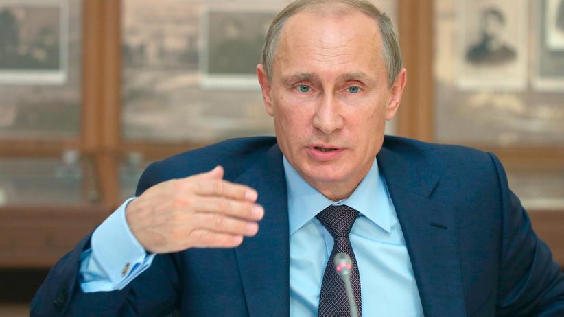 Russland: Putins Propaganda vergiftet das Volk