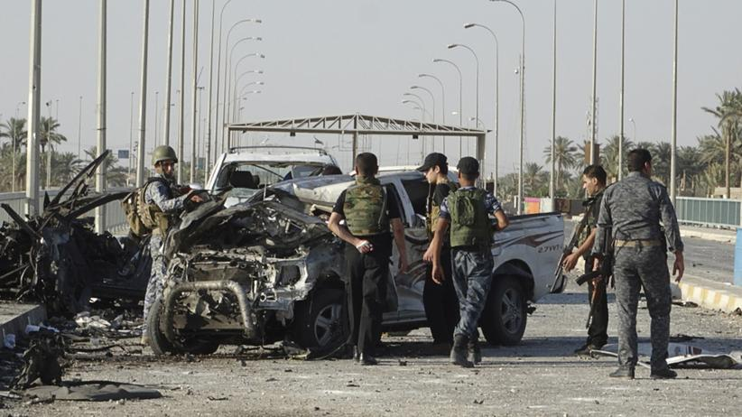 Irak IS Islamischer Staat Anschlag Terror