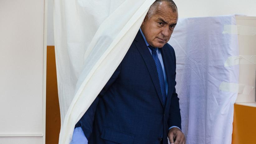 Bulgarien: Bulgariens neuer Regierungschef Bojko Borissow