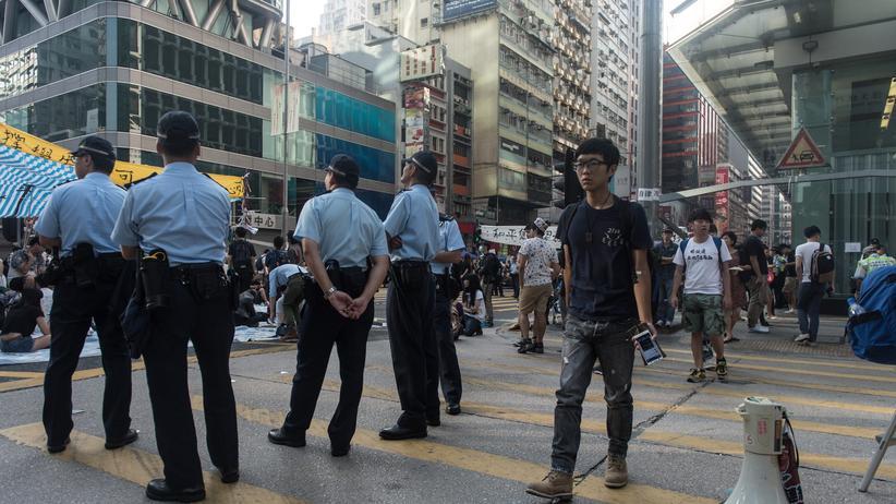 ZEIT-Mitarbeiterin in China festgenommen