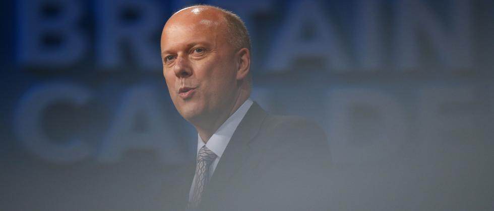 Chris Grayling Tories
