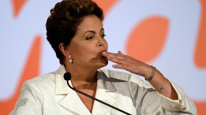 Präsidentschaftswahl in Brasilien: Strafrunde für Dilma Rousseff