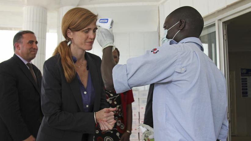Ebola Power USA Guinea