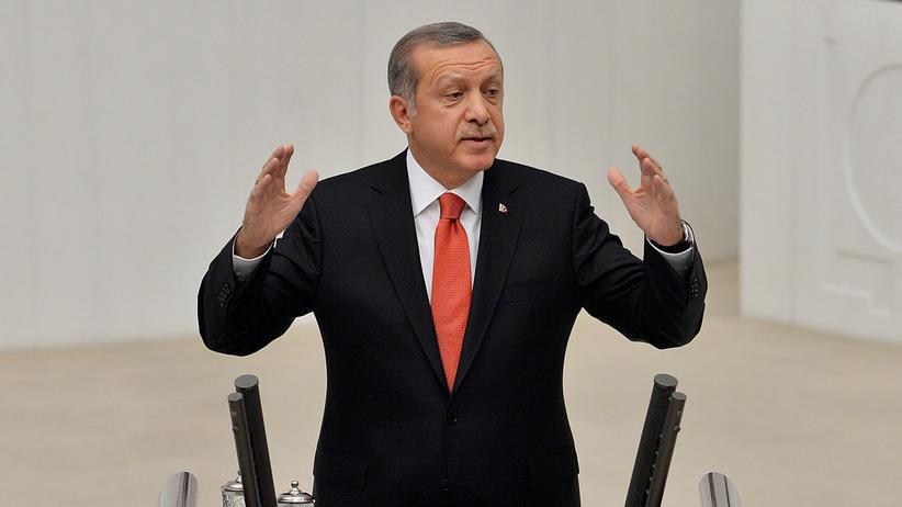 """Islamischer Staat"": Erdoğan kritisiert Kurdenproteste in der Türkei"