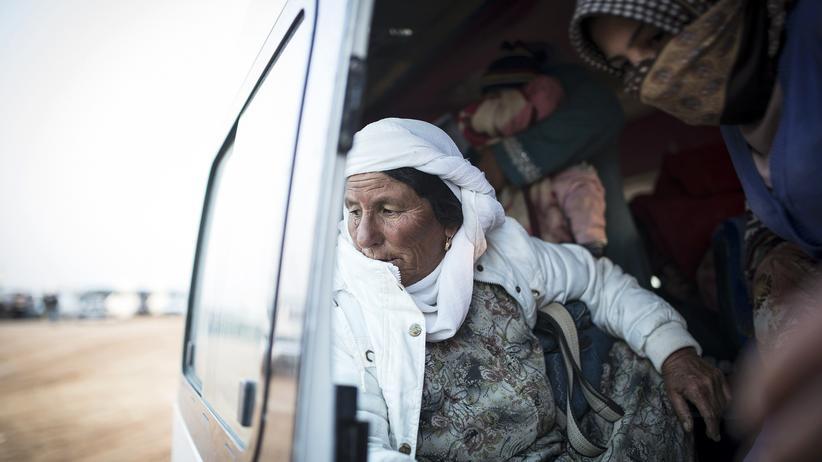 Irak: Entwicklungsminister Gerd Müller (CSU) fordert ein Hilfsprogramm der EU für die Flüchtlinge im Nordirak.