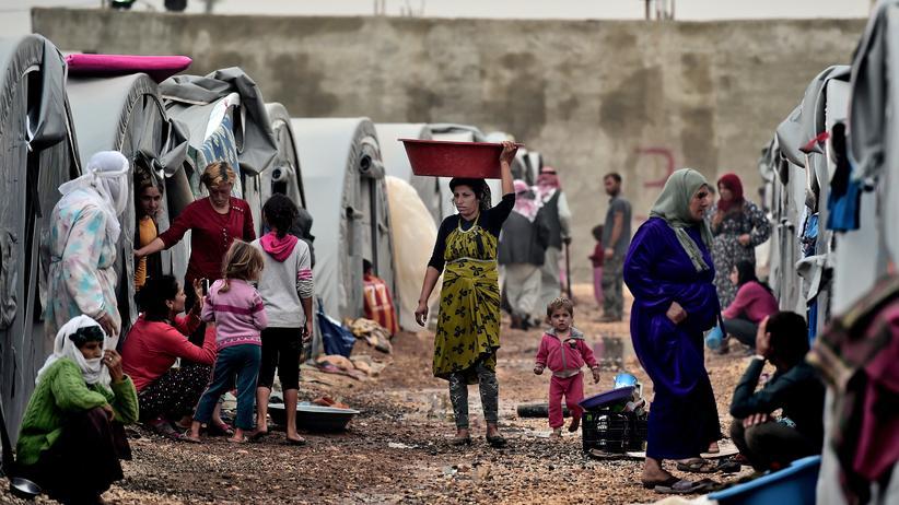 Vereinte Nationen: Syrisch-kurdische Flüchtlinge in der Türkei