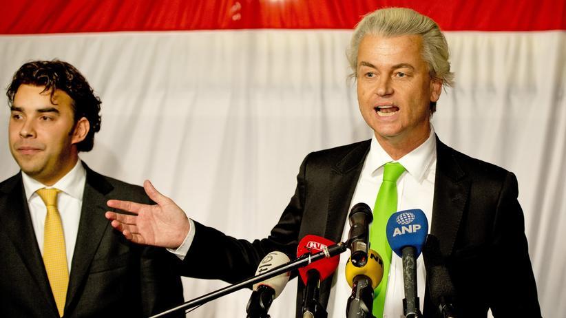 Rechtspopulismus: Geert Wilders