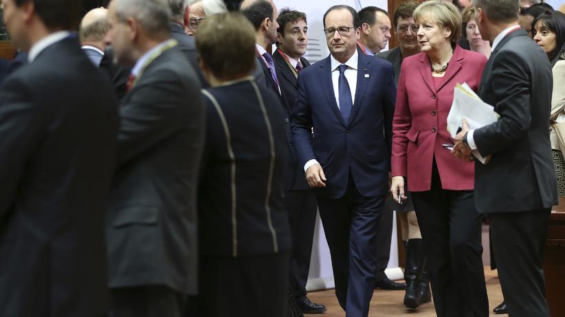 EU-Gipfel: EU-Gipfel einigt sich auf Klimaschutz-Paket