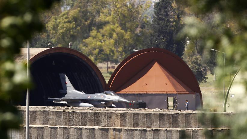 """""""Islamischer Staat"""": Türkei dementiert Einigung mit USA über Militärstützpunkte"""