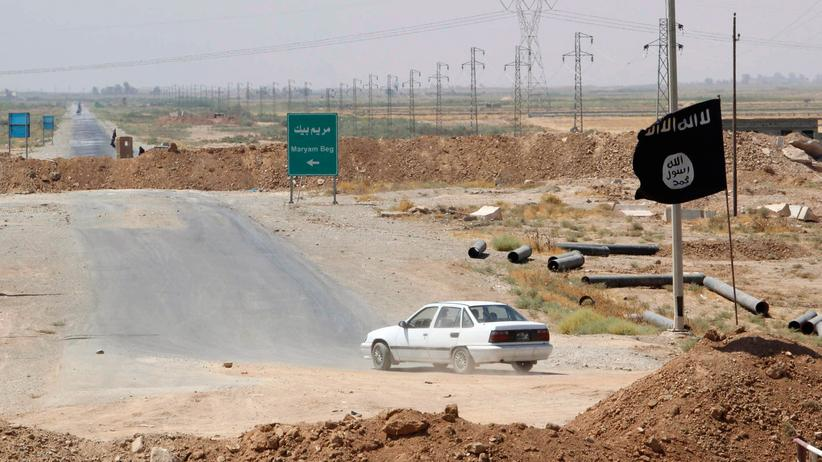 """""""Islamischer Staat"""": Der Kampf um die größte irakische Provinz"""
