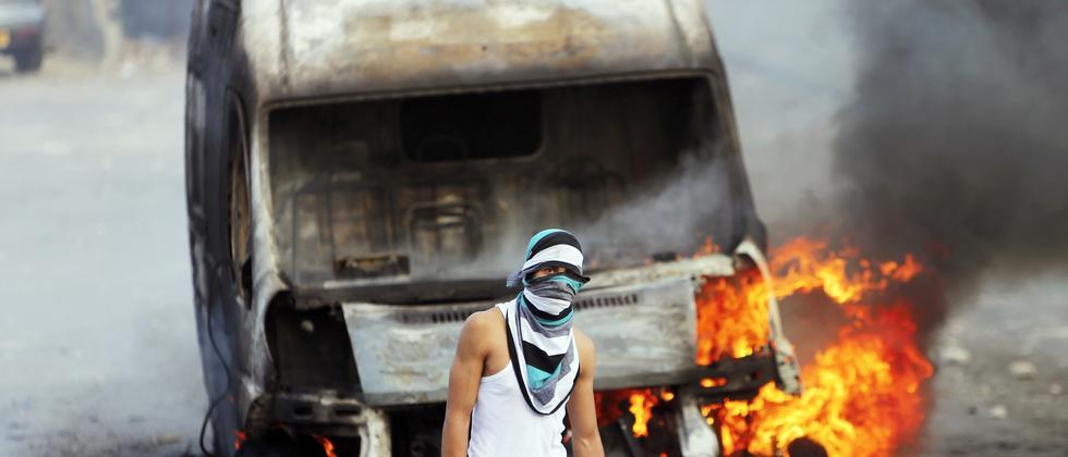 Israel Palestina Terroranschlag Intifada Tempelberg