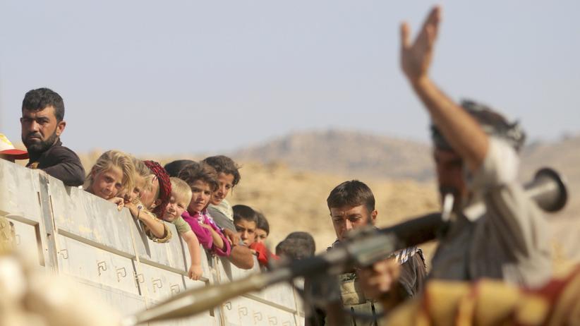 """Islamischer Staat"": Mit dem Smartphone in den Krieg"