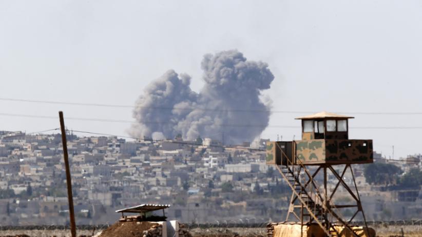 """""""Islamischer Staat"""": Kobani steht vor dem Fall"""