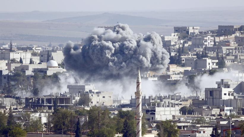 Kobani Syrien