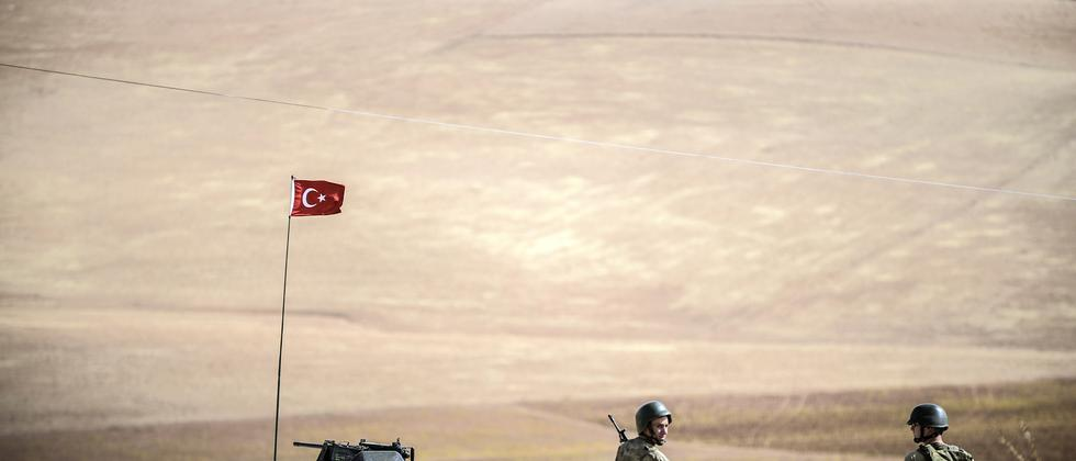 Kobani Türkei Syrien IS USA