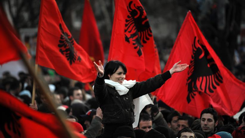 Erinnerungsjahr: Die Schweizer feierten 2008 ihre Fußball-EM, die Kosovo-Albaner ihre Unabhängigkeit.
