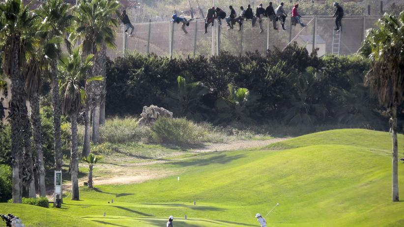 Melilla: An Europas Armutsgrenze
