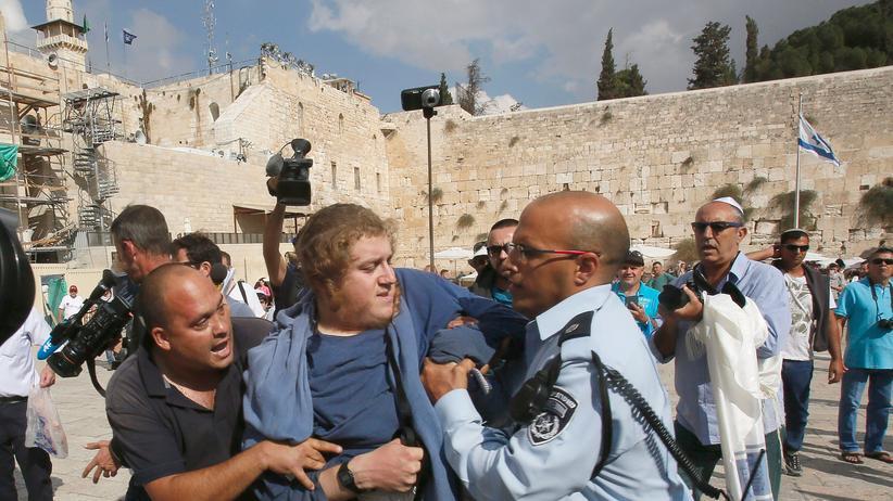 Proteste Jerusalem