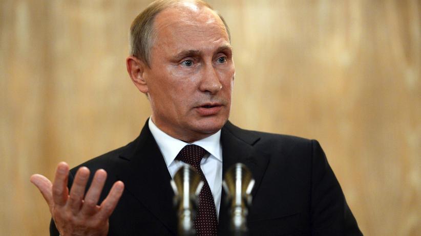 Putin USA Gefahr Weltfrieden