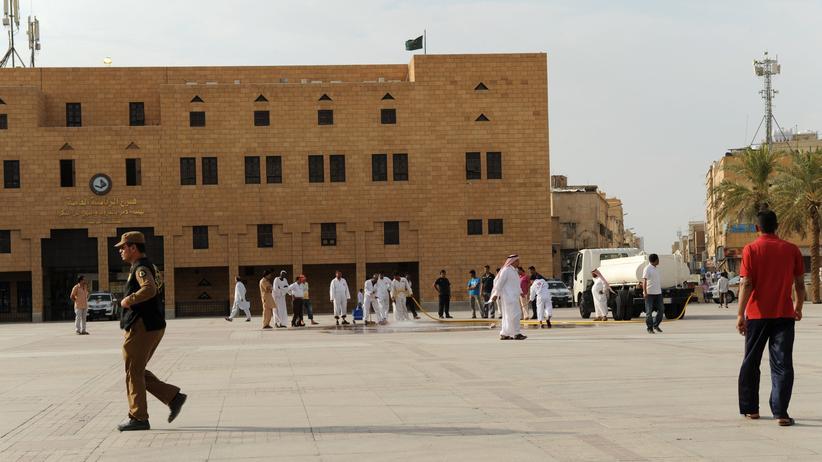 Hinrichtungen in Saudi-Arabien