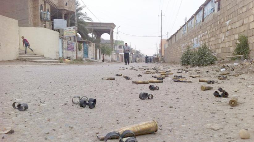 IS-Kämpfer richten im Irak zahlreiche Sunniten hin