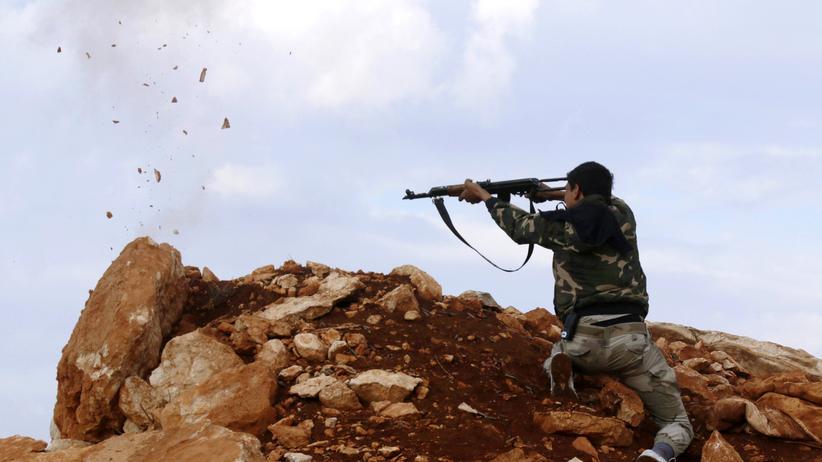 Syrien: FSA schickt 1.300 Kämpfer nach Kobani