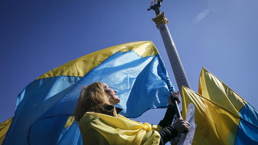Wahl in der Ukraine