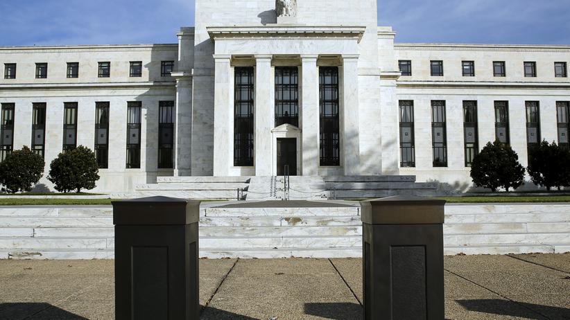 US-Zentralbank Federal Reserve