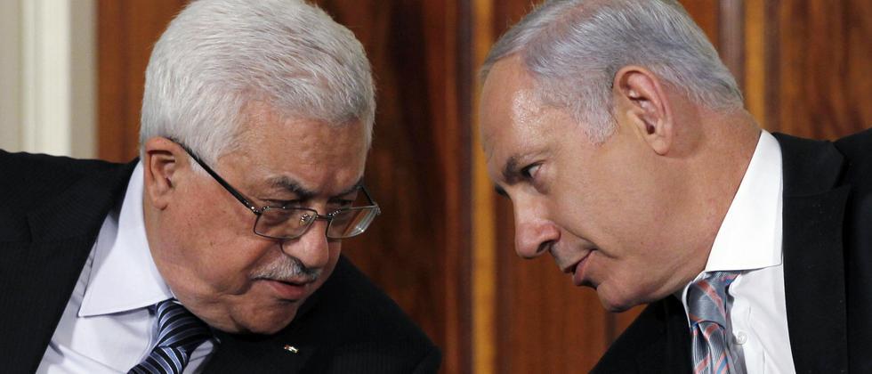 Abbas Netanjahu Eskalation