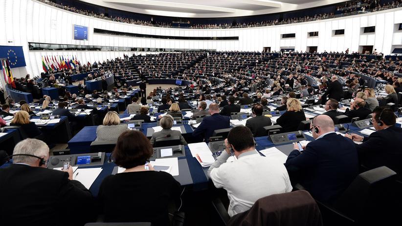 EU Parlament Kommission Misstrauensantrag Juncker