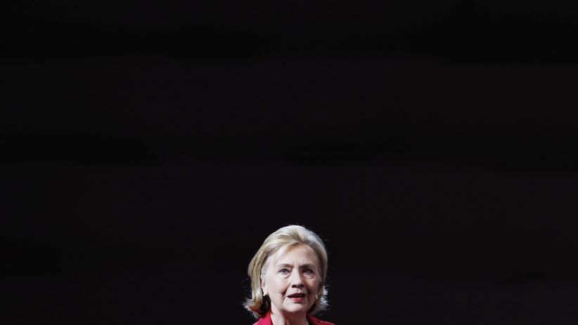Hillary Clinton Präsidentschaftswahl