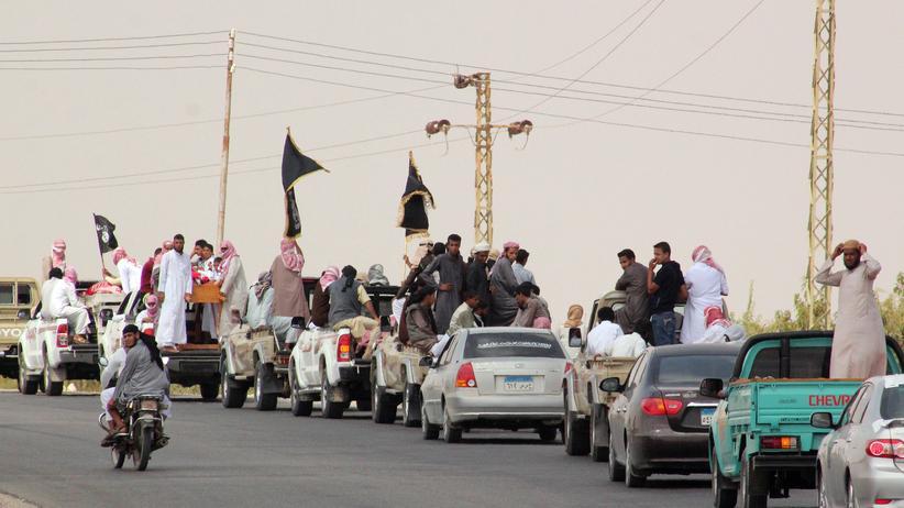 ISIS Aegypten