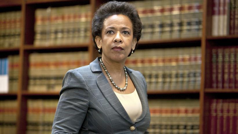 Loretta Lynch Justizministerin USA