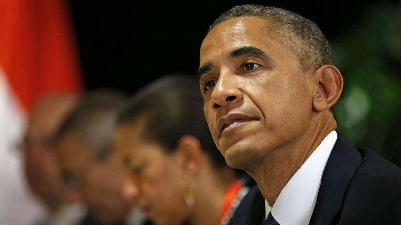 US-Präsident Barack Obama will gegen den IS stärker in die Offensive gehen.