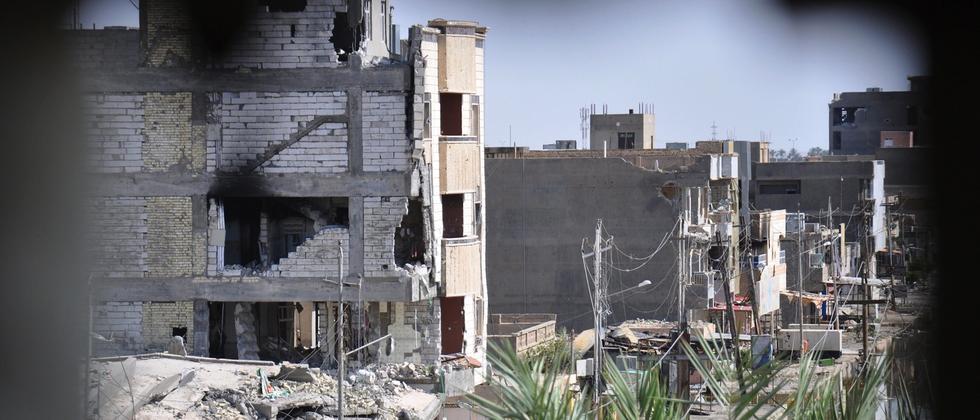 Terrormiliz Islamischer Staat Ramadi Irak