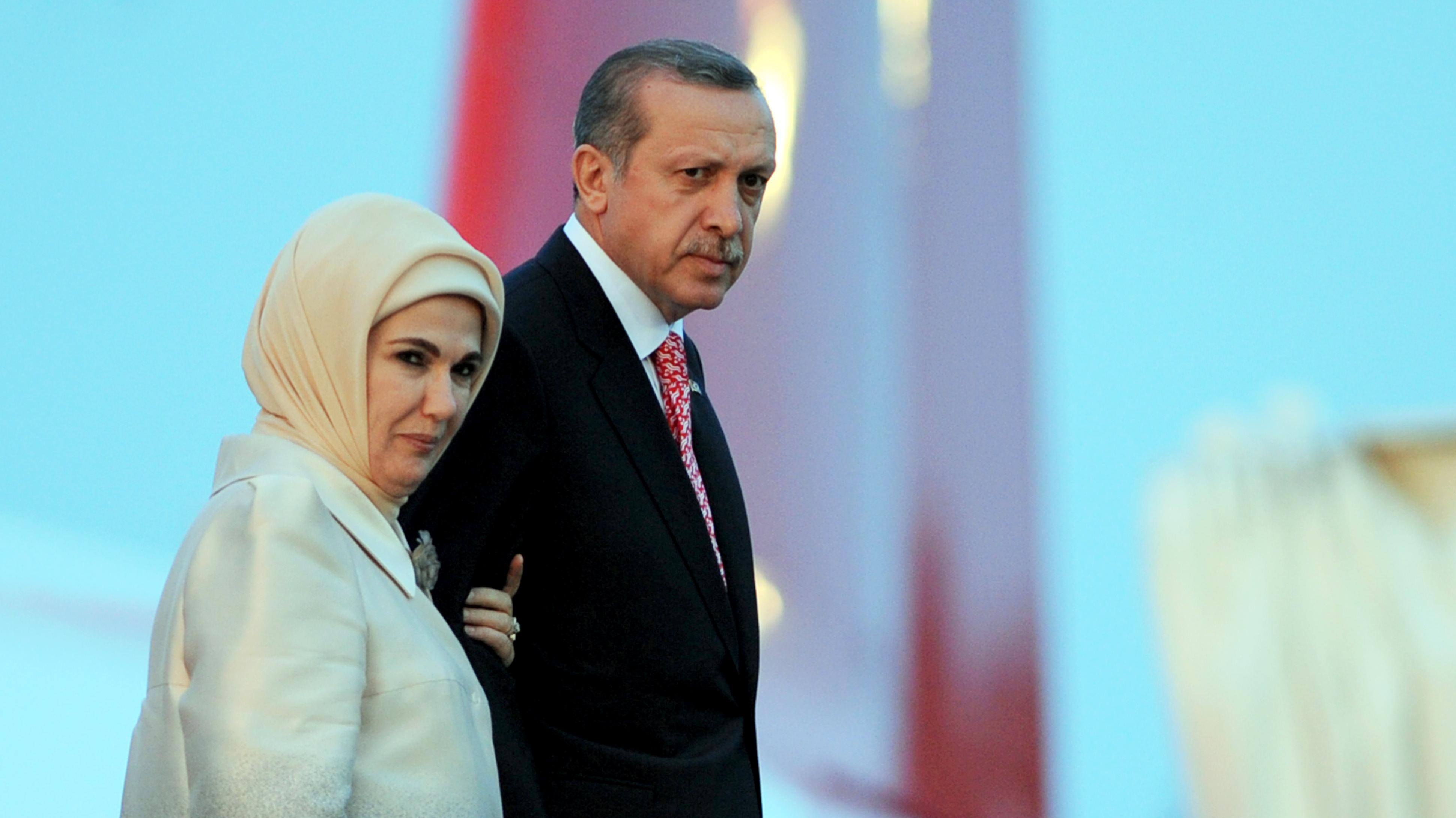 Erdoğan nennt Gleichberechtigung unnatürlich