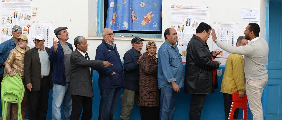 Tunesien Wahl