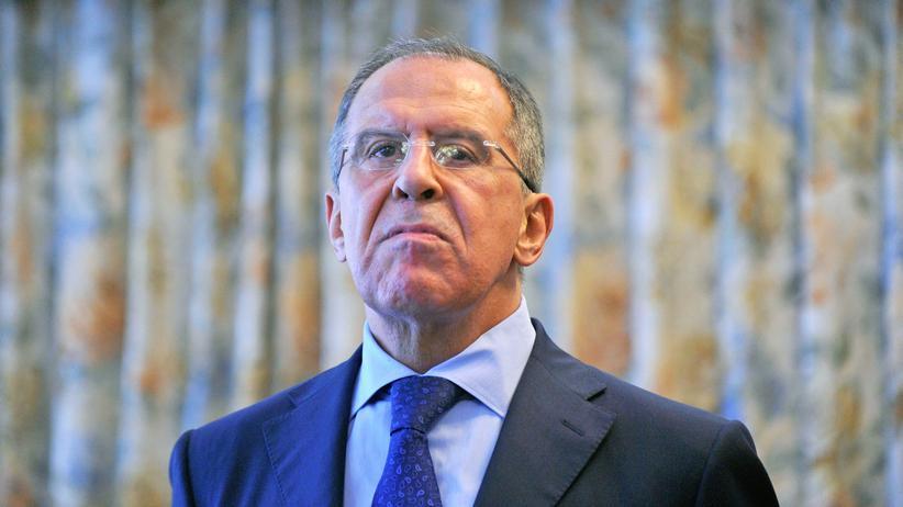 Ukraine-Krise: Lawrow bezeichnet Sanktionen als wirkungslos